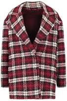 Sisley HEAVY Winter coat red
