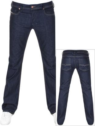 Diesel Zatiny 084HN Bootcut Jeans Blue