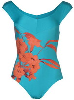 Ted Baker Ted Fantasia Bardot Swimsuit Womens