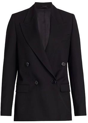 Acne Studios Light Summer Wool-Blend Suit Jacket