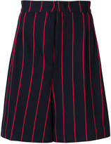 Jil Sander striped shorts