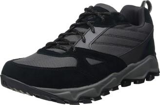 Columbia mens Ivo Trail Wp Sneaker