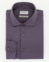 Le Château Stretch Cotton Sateen Euro Fit Shirt