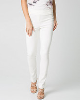 Le Château Cotton Blend Slim Leg Ankle Pant