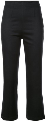 Reformation Marlon cropped trousers