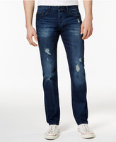Calvin Klein Jeans Men's Slim-Fit Stretch Abbott Kinney Ripped Jeans