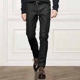 Ralph Lauren Purple Label Slim-Fit Wool Cargo Pant