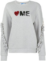 Sjyp Love Me sweatshirt