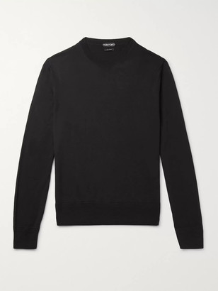 Tom Ford Slim-Fit Merino Wool Sweater