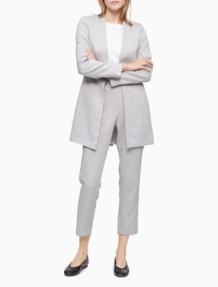 Calvin Klein Textured Oversized Jacket