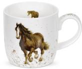 Royal Worcester Gigi 0.31L Wrendale Mug
