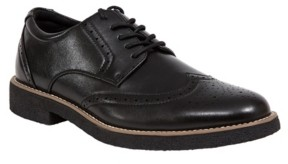 Deer Stags Men's Creston Dress Casual Comfort Wingtip Oxford Shoes Men's Shoes