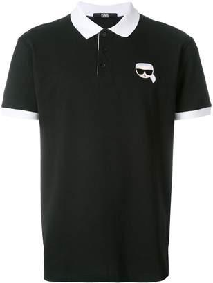 Karl Lagerfeld Paris Ikonik polo shirt