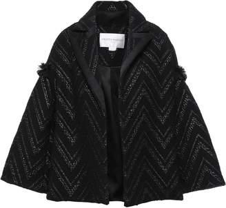 Amanda Wakeley Frayed Cotton-blend Tweed Jacket