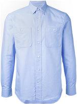 Kent & Curwen chest pocket shirt - men - Cotton - S