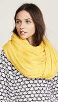 White + Warren Travel Wrap Scarf