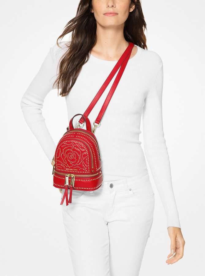 6faa3746d4d9 MICHAEL Michael Kors Red Handbags - ShopStyle