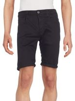 G Star 3301 Deconstructed Jean Shorts