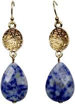Private Label Womens Marbled Earrings OSFA