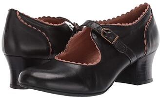 Miz Mooz Francine (Black) Women's Boots