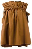 Damir Doma 'Tassy' top - women - Linen/Flax/Viscose - S