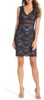 Xscape Evenings Women's Lace Body-Con Dress