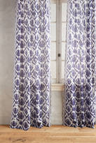 Anthropologie Ardath Curtain