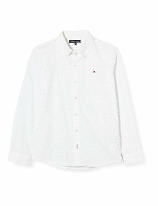 Tommy Hilfiger Tommy Boy's Mini Print Shirt L/S
