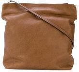 Rick Owens zip shoulder bag