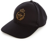 Dolce & Gabbana Embroidered Cap