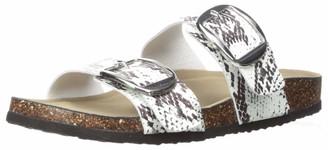 Madden-Girl Women's BRINAA Slide Sandal