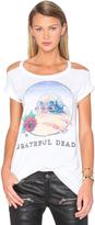 Chaser Grateful Dead Skull & Bones Tee