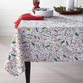 """Crate & Barrel Eve Tablecloth 60""""x120"""""""