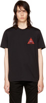 Givenchy Black 'Real Eyes' T-Shirt