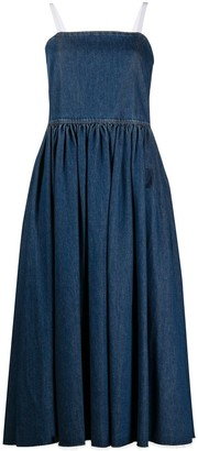 MM6 MAISON MARGIELA Long Denim Dress