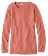 L.L. Bean Textured Cotton Sweater, Pullover