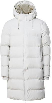 Rains Long Insulated Puffer Jacket