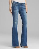 Genetic Denim Jeans - Leaf Flare in Slash