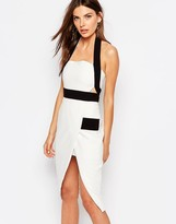 Finders Keepers Boardwalks Pencil Dress
