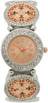 Charter Club Women's Two-Tone Bracelet Watch 31mm, Created for Macy's