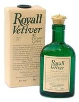 Royall Fragrances Royall Vetiver All Purpose Cologne/Lotion by 8oz Lotion)