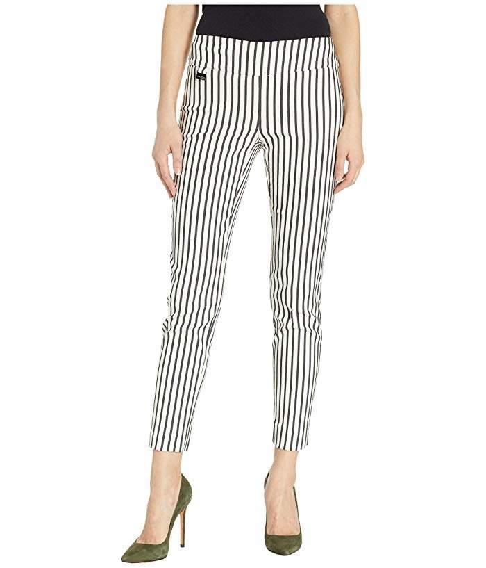 Lisette L Montreal Lounge Stripe Slim Ankle Pants