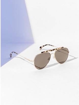 Tommy Hilfiger Modern Aviator Sunglasses