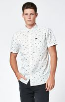 RVCA Growth Decay Short Sleeve Button Up Shirt