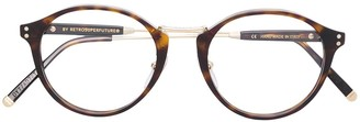 RetroSuperFuture Classic Round Glasses