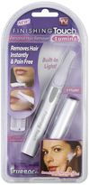 Lumina Finishing TouchTM Lighted Hair Remover