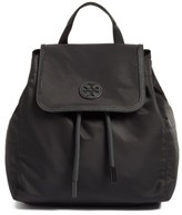 Tory Burch Small Scout Nylon Backpack - Black