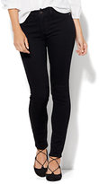 New York & Co. Soho Jeans - Curvy Legging - Black