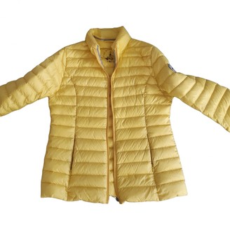 JOTT Yellow Coat for Women