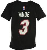 adidas Kids' Dwyane Wade Miami Heat T-Shirt